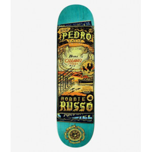 Russo maps to the skaters homes