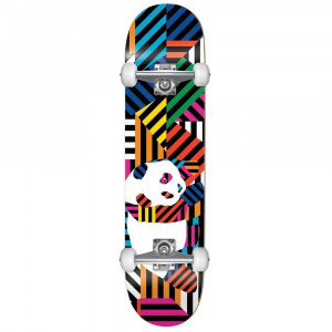 Panda stripes soft wheels 83a