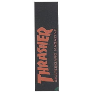 Thrasher skate mag orange