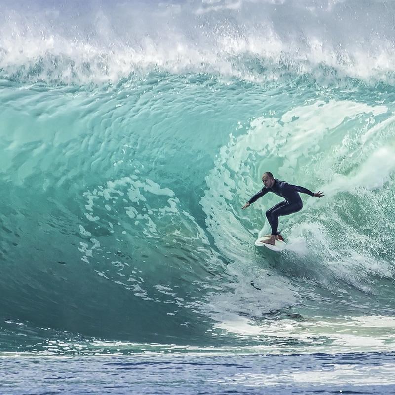Mute da surf uomo
