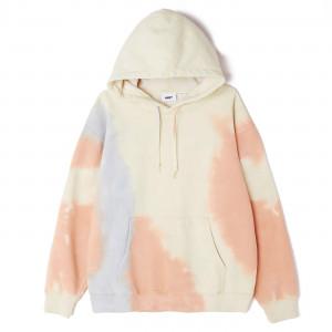 Sustainable tie dye hoodie