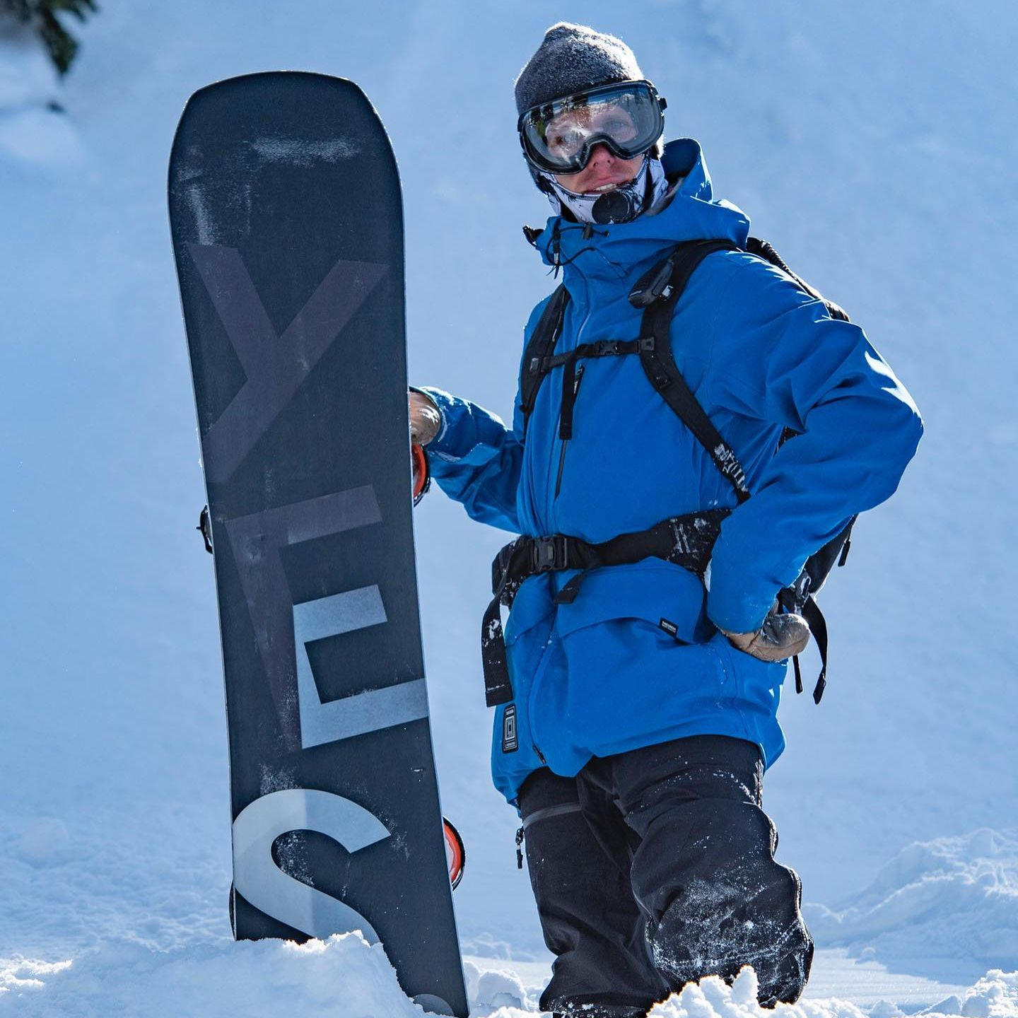 Snowboard Yes 2022