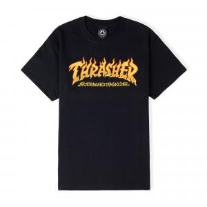 Thrasher fire logo