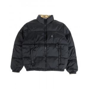 Volcom x girl puff jacket
