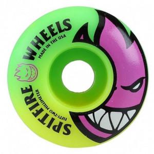 Wheel bighead toxic