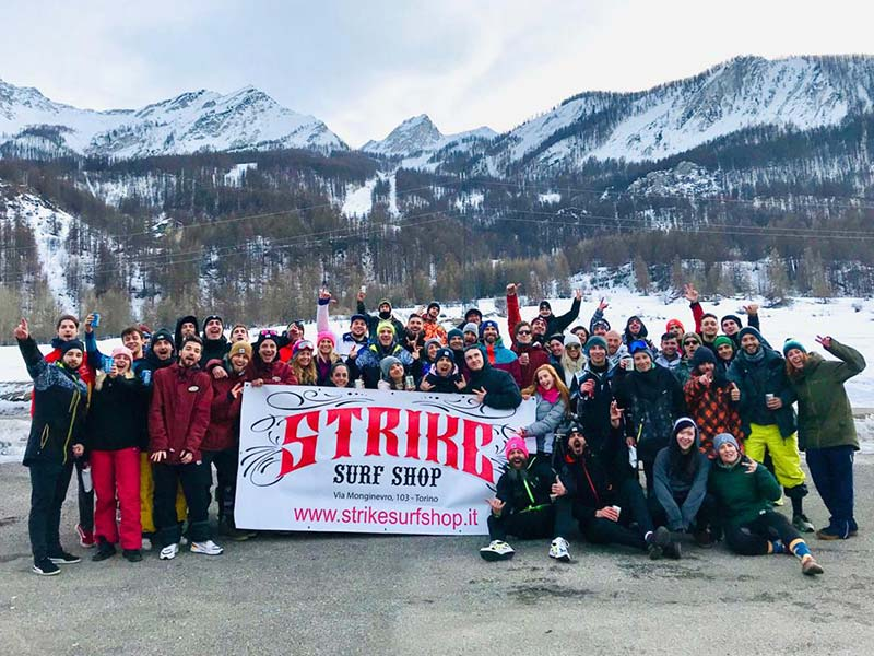 Strike Club - Strike Surf Shop